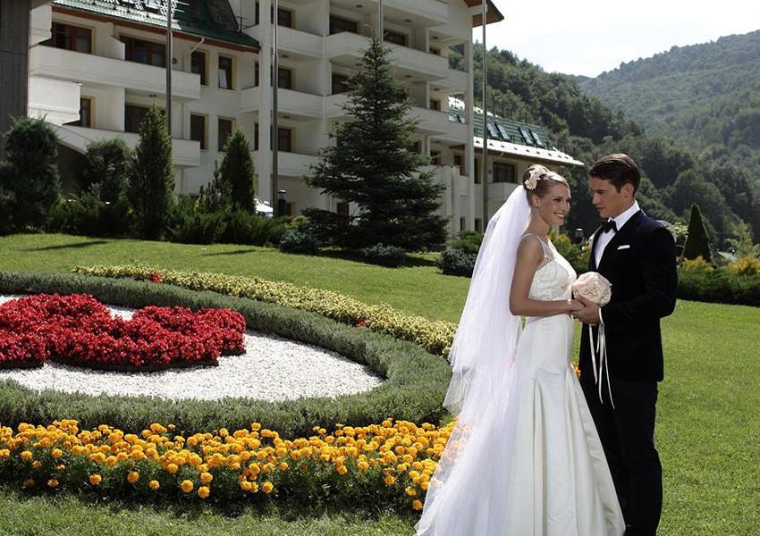 Свадьба в Сочи в горах