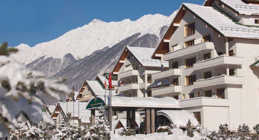 Специальное предложение на организацию свадьбы в горах Сочи