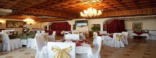 Свадьба в Сочи в отеле Чеботарев