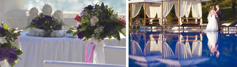 Свадьба и медовый месяц в пятизвездочном отеле «RODINA Grand Hotel & SPA»