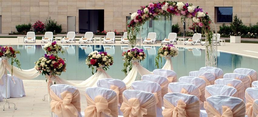 Незабываемая свадьба в Сочи в Radisson