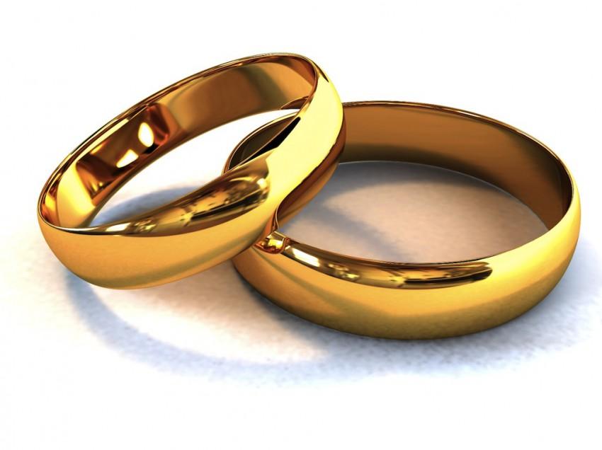 «Обручальное кольцо – не простое украшенье…»