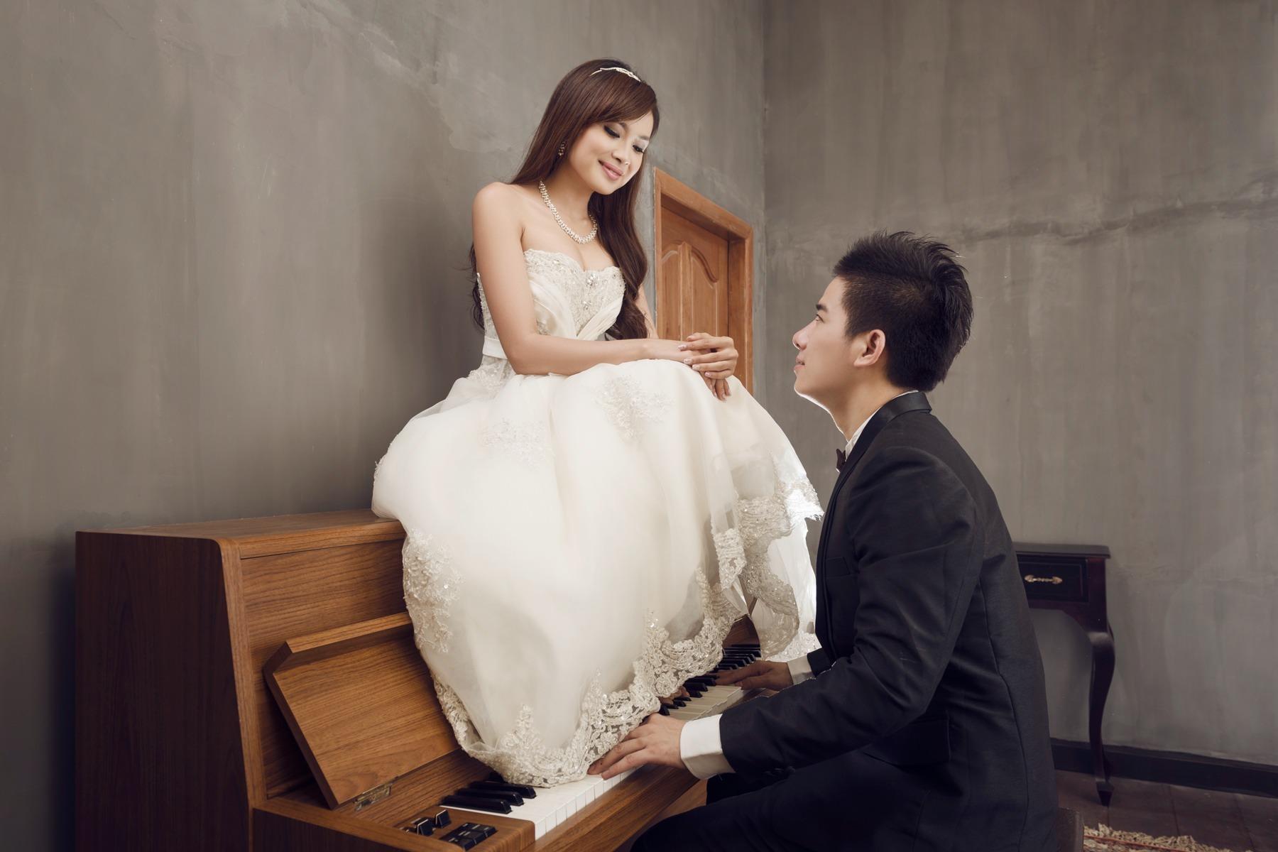 Как правильно вести себя на фотосъемке невесте