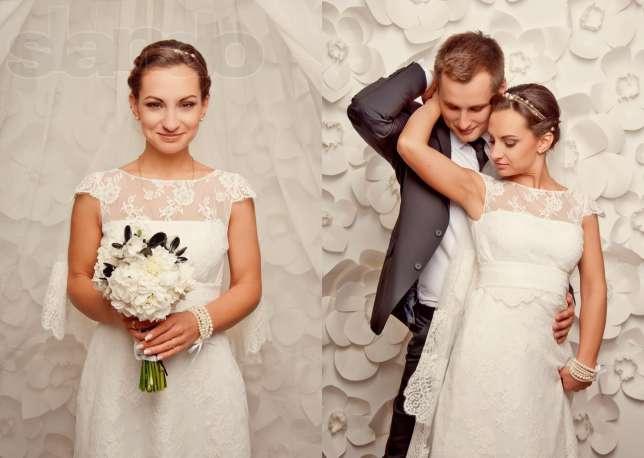 Свадебный фон как сделать