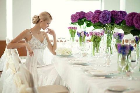 Как составить свадебное меню?