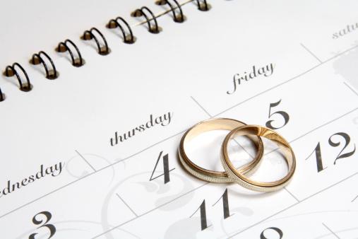 С-чего начать планировать свадьбу