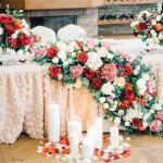 Стильная свадьба в английском стиле