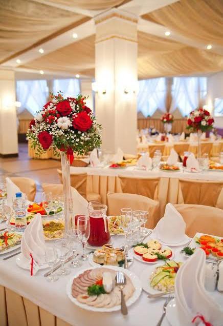 Красивые свадьбы зимой и осенью