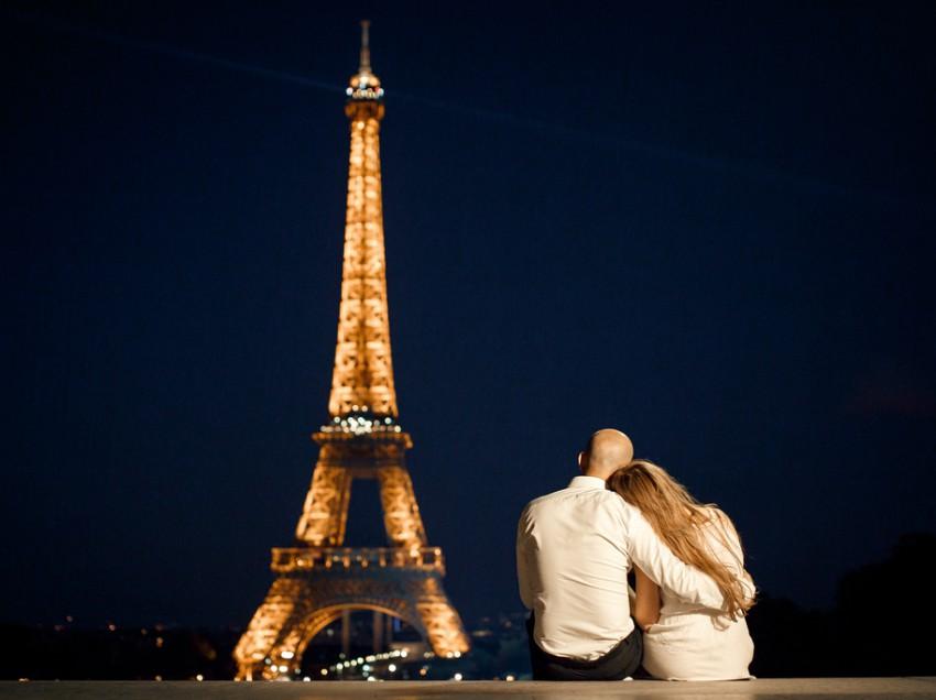 Причины сыграть свадьбу во Франции