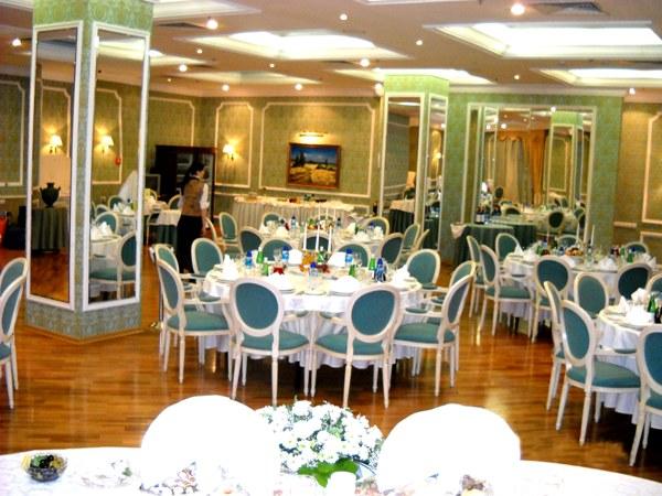 Свадебные торжества в отеле «Бородино»
