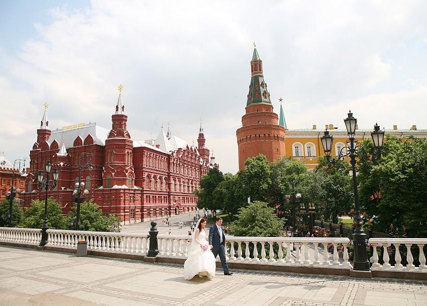 Сколько стоит свадебный банкет в Москве?