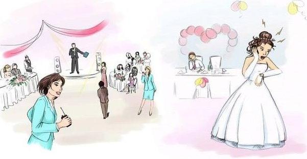 Профессиональный организатор свадеб