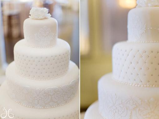 Полезно знать. Свадебный торт.