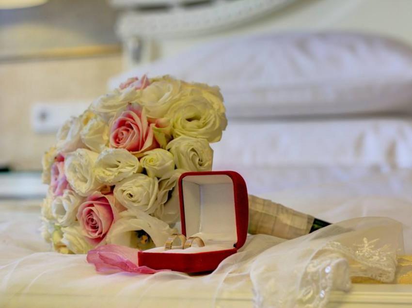 Свадьба в отеле Альфа: изящество и роскошь!