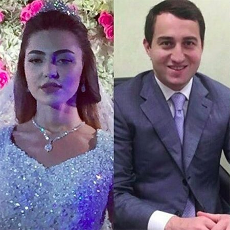 Подробности свадьбы сына Михаила Гуцериева