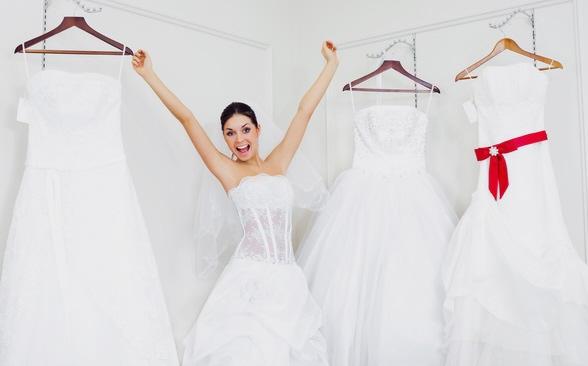 Онлайн-подбор свадебного платья
