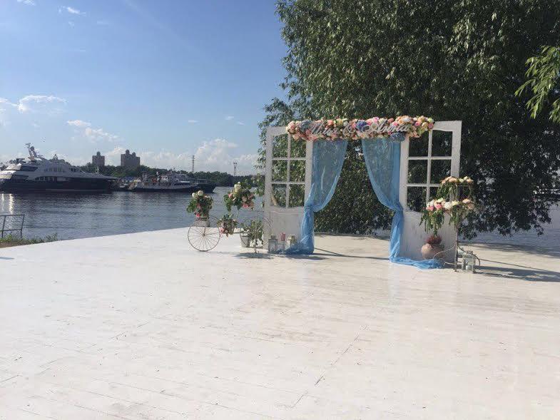 История свадебной арки