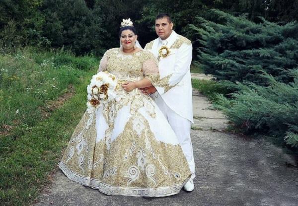 Бракосочетание по-цыгански