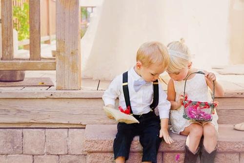 Дети свадьбе – не помеха!