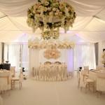 Свадебный шатер: нюансы оформления