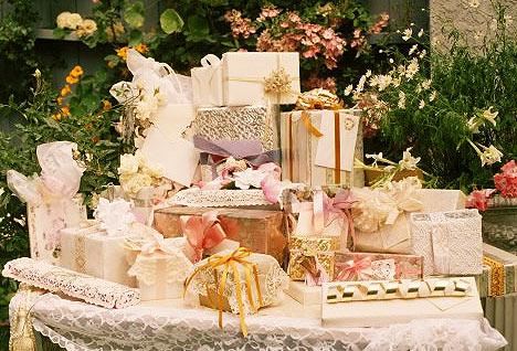 Свадебный подарок: три секрета успеха