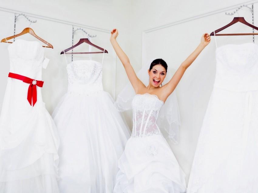 Тип фигуры и свадебное платье мечты