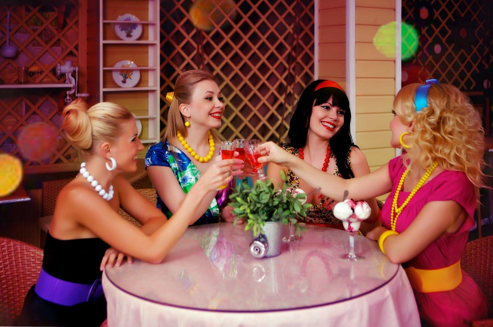 Тематическая вечеринка на день рождения картинки