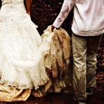 Незапятнанная невеста: как спасти свадебное платье