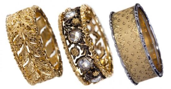 Винтажные обручальные кольца – стиль, отточенный временем