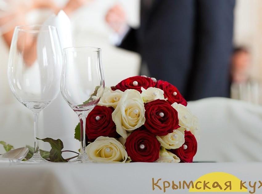 Сказочные свадьбы в ресторане «КРЫМСКАЯ КУХНЯ»