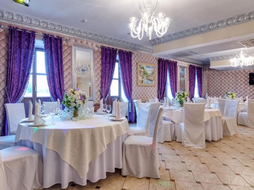 Свадьба в ресторане Вилла Тоскана
