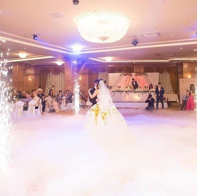 Свадьба мечты в Принц Парк Отеле