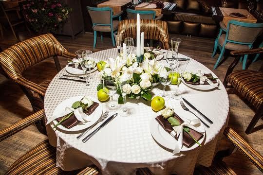 Потрясающая свадьба в ресторане РАDИО  СИТИ