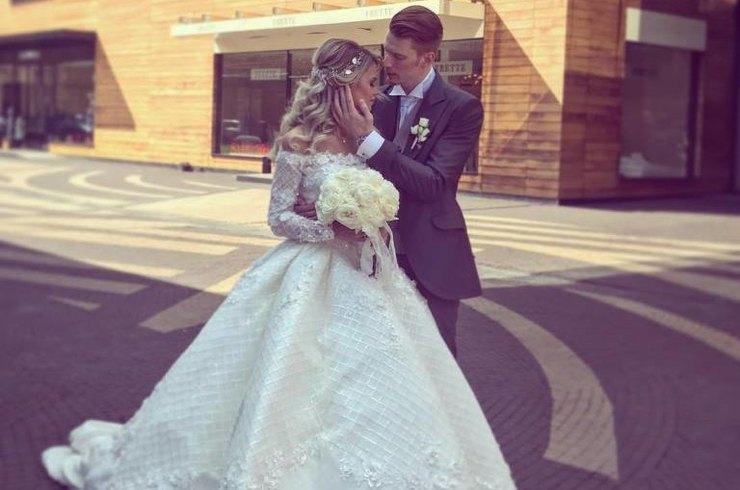 Никита Пресняков и Алена Краснова: ах, эта свадьба!