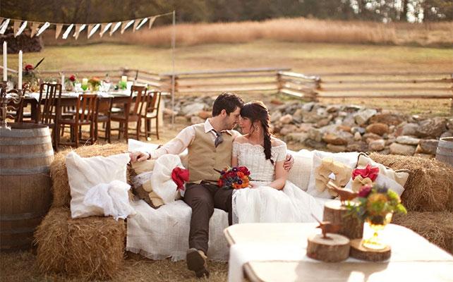 Осенний свадебный мир: тренды и новинки