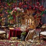 Осенняя свадьба «In vino veritas»