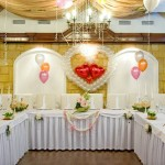 Правила выбора свадебного кафе