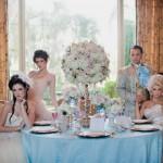 Свадьба в стиле рококо: дворцовая роскошь и пышная театральность