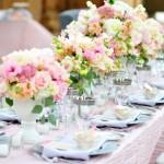 Декор свадебного стола: 10 важных нюансов