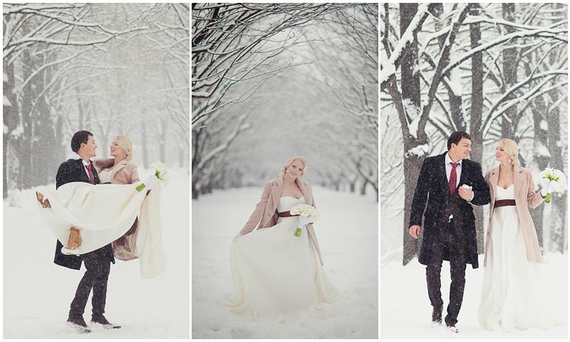 Свадьба в декабре: важные моменты. 1 часть.