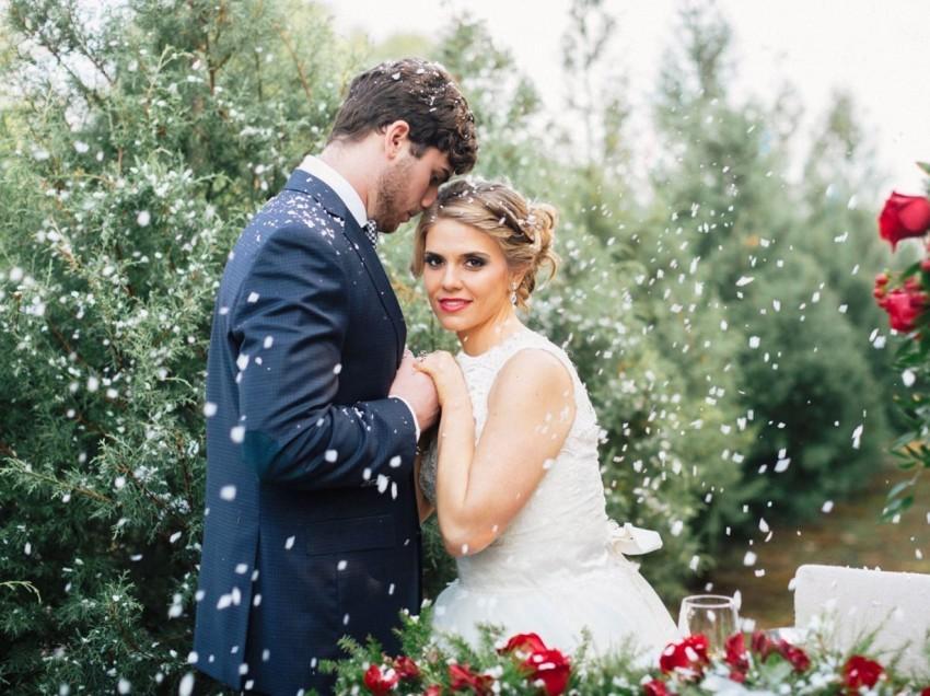 Свадьба в декабре: важные моменты. 2 часть.