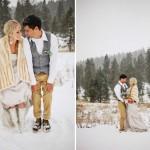 Свадьба зимой: копилка идей для вдохновения. Часть 1.