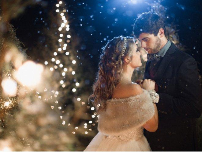 Свадьба зимой: копилка идей для вдохновения. Часть 3. (окончание)