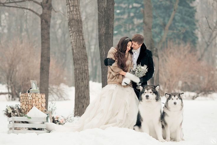 5 откровений зимней свадьбы