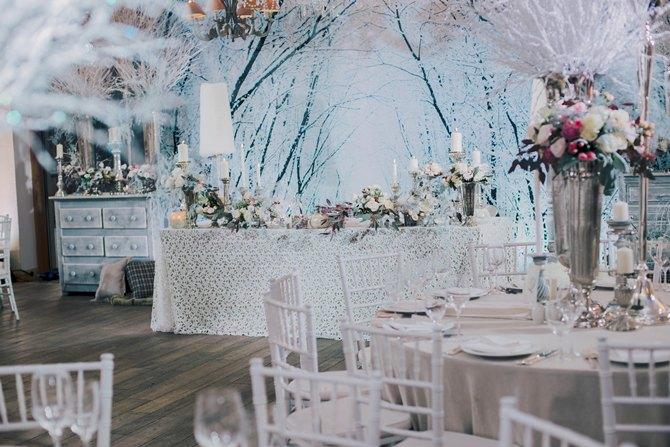 Сказка зимней свадьбы: секреты составляющих. Часть 1.