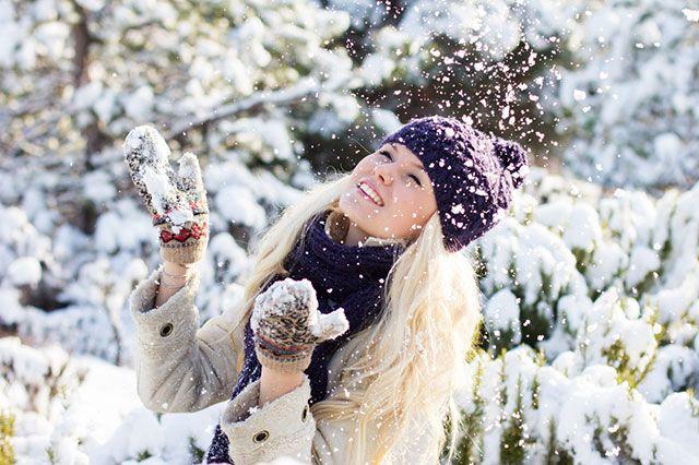 Зимняя невеста: 6 согревающих лайфхаков