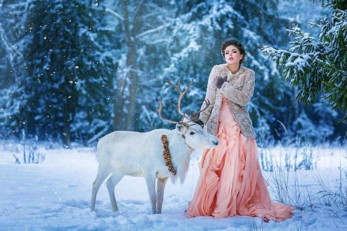 Экскурсия по красотам зимней свадьбы: 7 остановок по дороге в сказку. Часть 1.