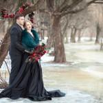 Экскурсия по красотам зимней свадьбы: 7 остановок по дороге в сказку. Часть 3.