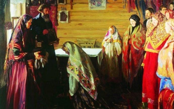 Родительское благословение невесты обычаи и правила
