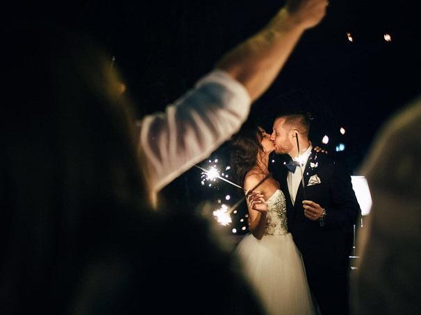 Идеальная свадьба в Chalet River Club